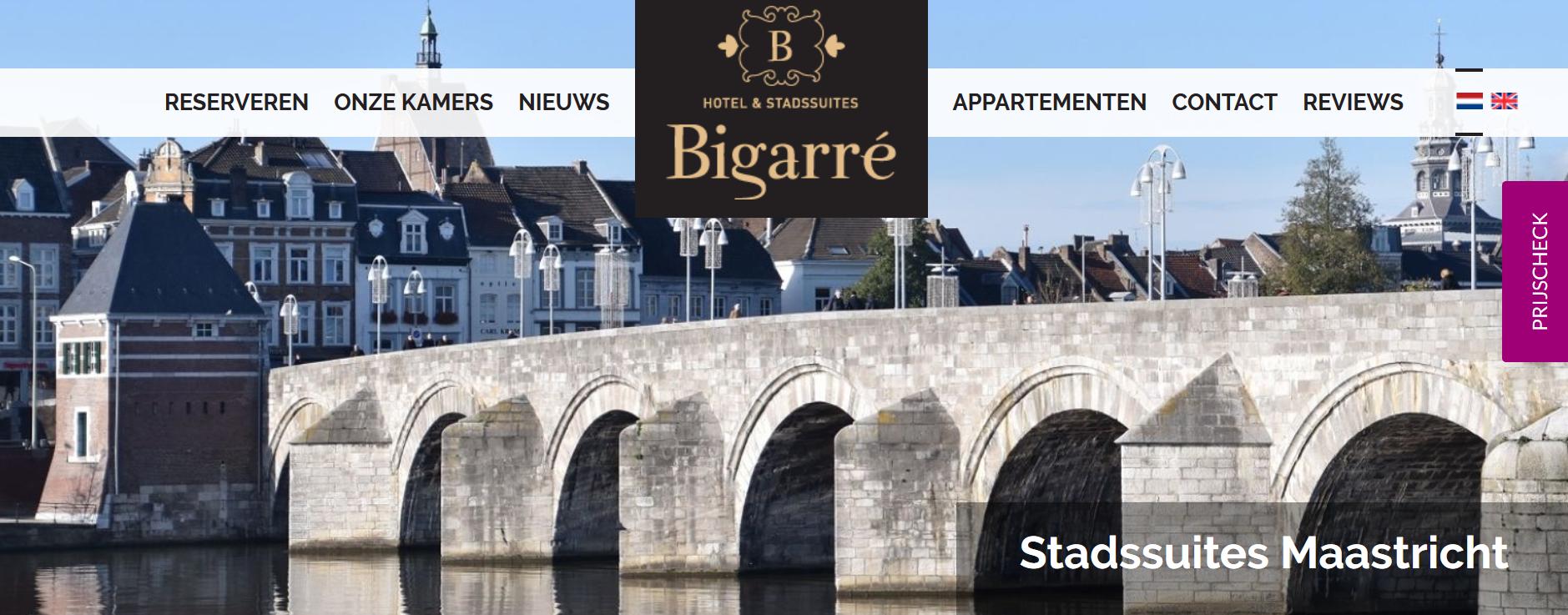 bigarre-website-maastricht